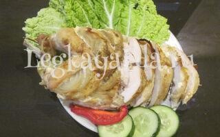 Грудка куриная, запеченная в духовке в фольге — как вкусно приготовить куриную грудку