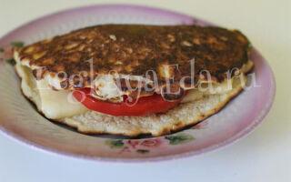 Овсяноблин: рецепт для правильного питания с фото