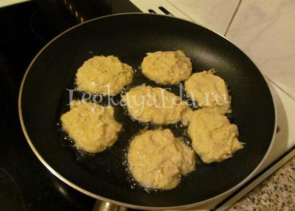 Драники из вареного картофеля рецепт с пошагово в
