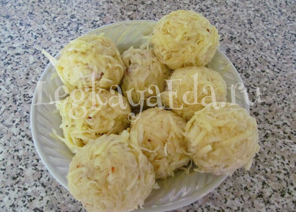 драники из картофеля с фаршем рецепт с фото