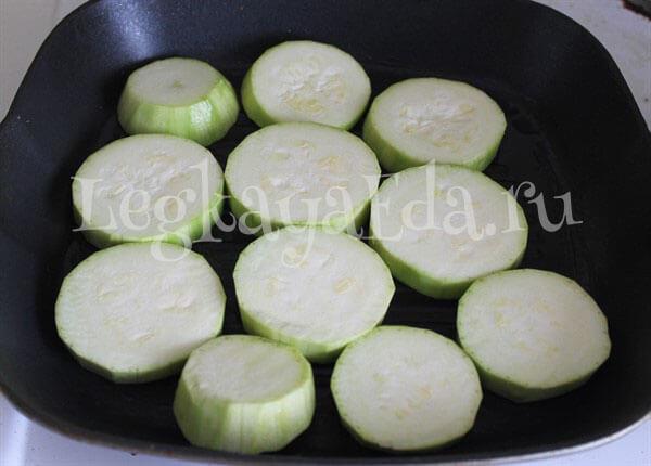 кабачки рецепты быстро и вкусно на сковороде