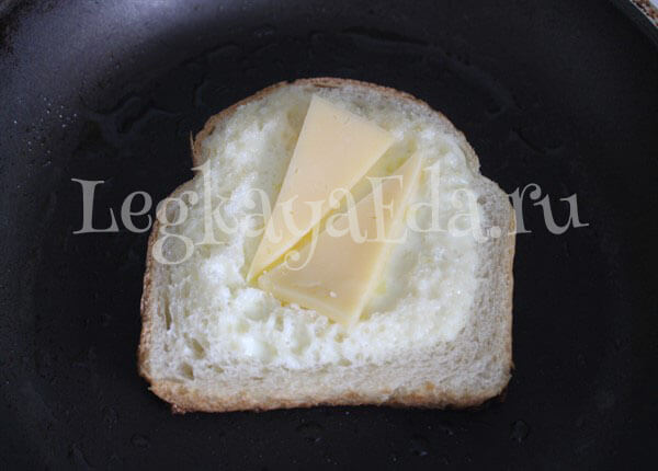 омлет рецепт с молоком и яйцом на сковороде пышный фото пошагово
