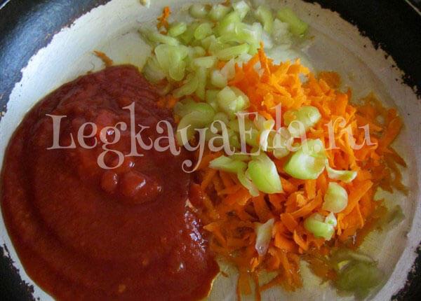 тефтели с рисом в томатном соусе пошаговый рецепт с фото