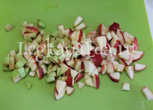 как приготовить шарлотку с яблоками в духовке пошаговый рецепт с фото