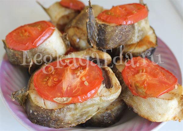 рыба пикша рецепты приготовления на сковороде