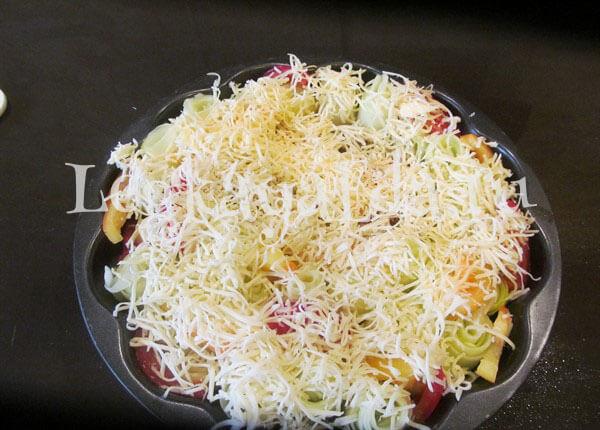 запеканка из овощей в духовке рецепты с фото