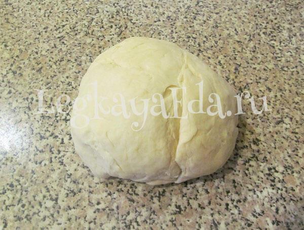 Тесто на манты рецепт приготовления