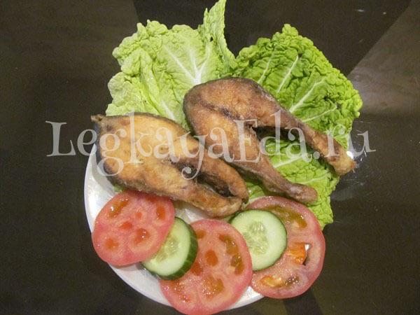 жареная горбуша сочная на сковороде рецепт с фото