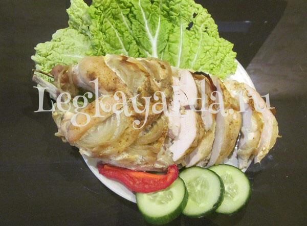 Куриная грудка в духовке - рецепты с фото