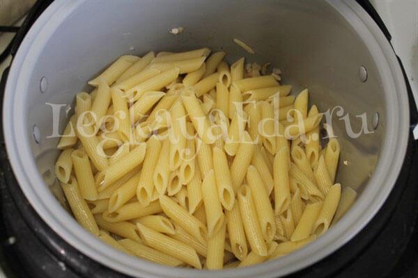 как приготовить макароны по флотски с фаршем простой рецепт