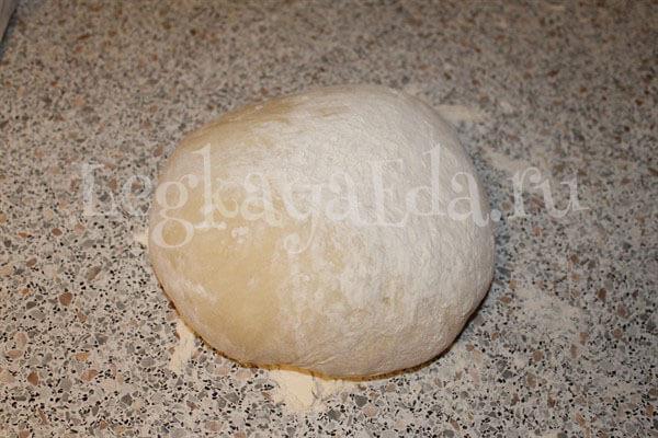 как делать тесто на вареники с картошкой