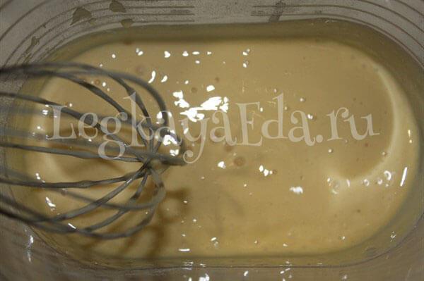 блины на ряженке рецепт с фото