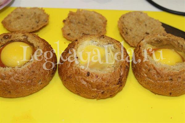 что приготовить на завтрак из яиц