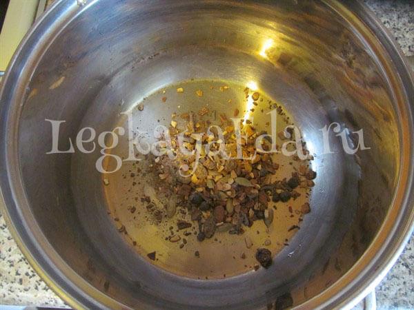 рецепт глинтвейна классический в домашних условиях