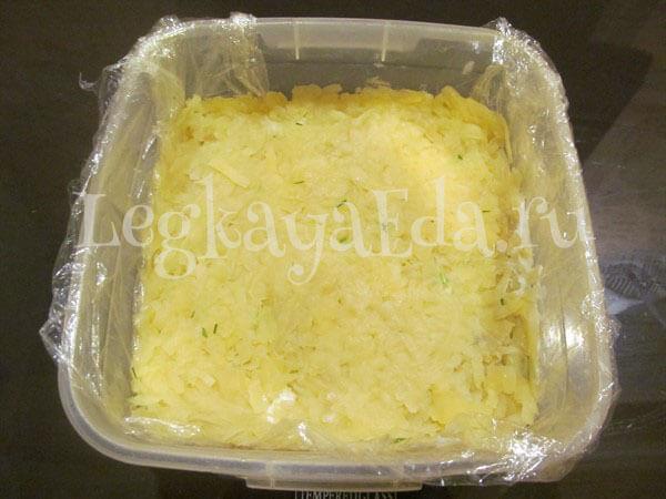 грибная полянка салат рецепт с фото с шампиньонами