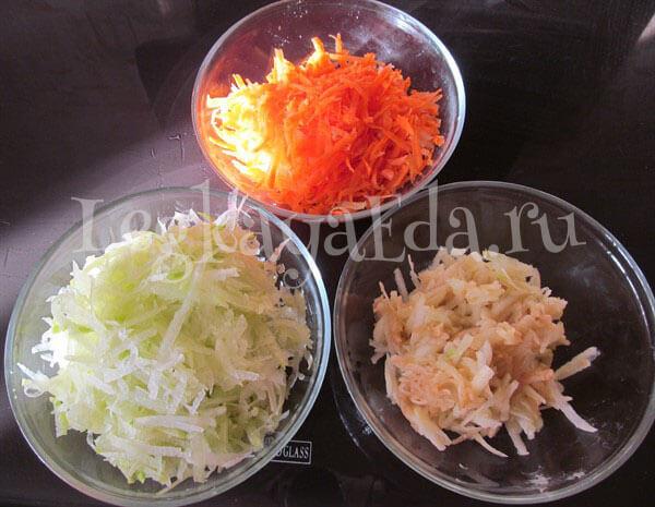 салат из редьки зеленой рецепты с фото простые и вкусные