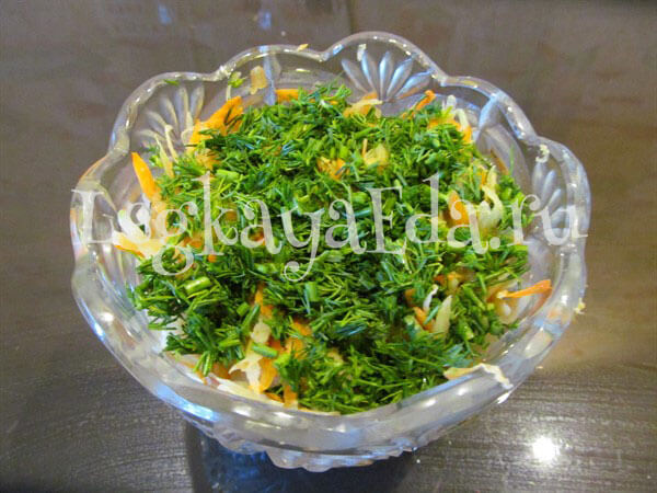 салат из редьки рецепты с фото простые и вкусные