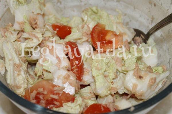 Рецепты с тунцом простые и вкусные