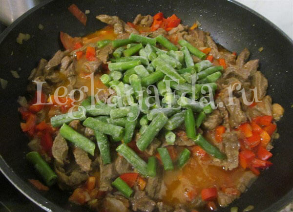лагман по-узбекски рецепт приготовления с фото