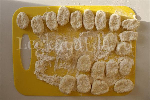 ленивые вареники из творога рецепт с фото пошагово как в садике