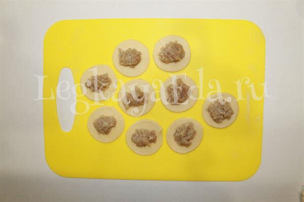 пельмени домашние очень вкусные фото рецепт