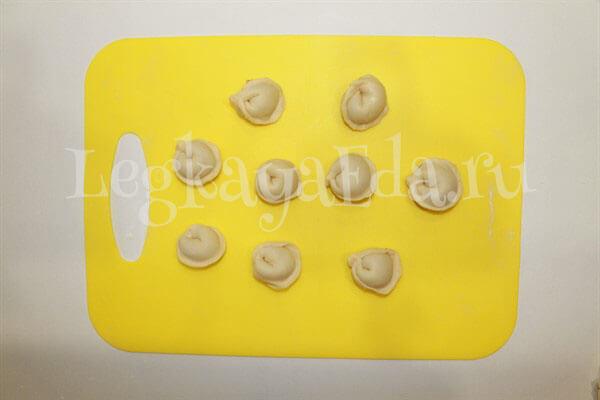 пельменное тесто рецепт с фото пошагово