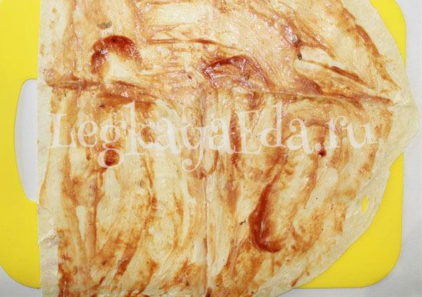 как приготовить шаурму в домашних условиях пошаговый рецепт с фото