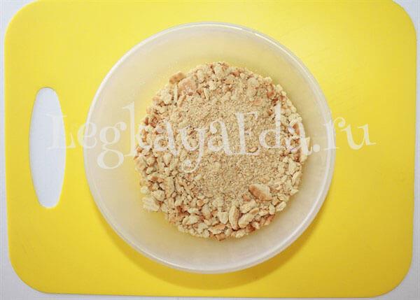 чизкейк из творога без выпечки с желатином