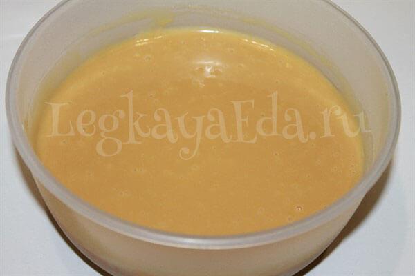 крем для торта со сгущенкой и сливочным маслом