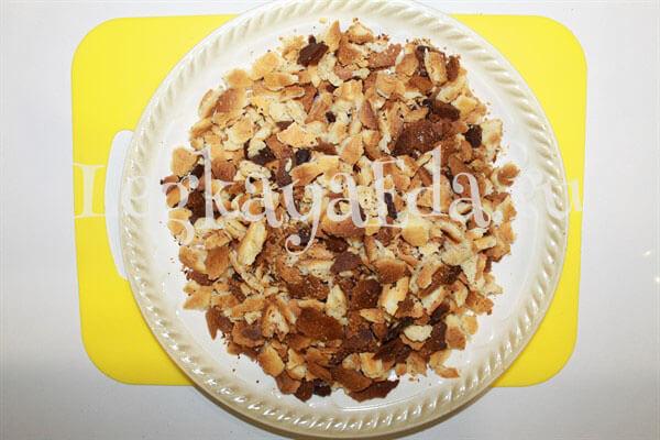 торт муравейник рецепт с видео пошагово в домашних условиях