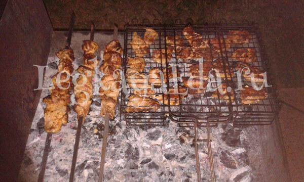 вкусный шашлык из свинины рецепты маринада