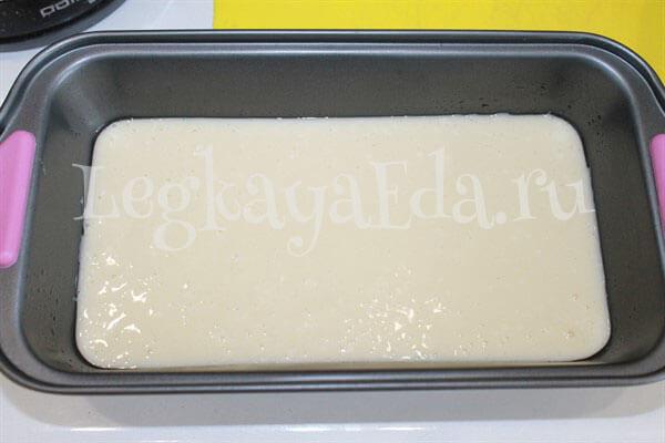 тесто для кексов рецепт простой