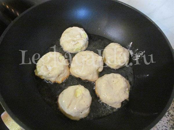 рецепт кабачков в кляре на сковороде