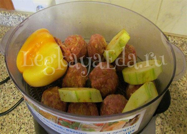 диетическое блюдо из мяса