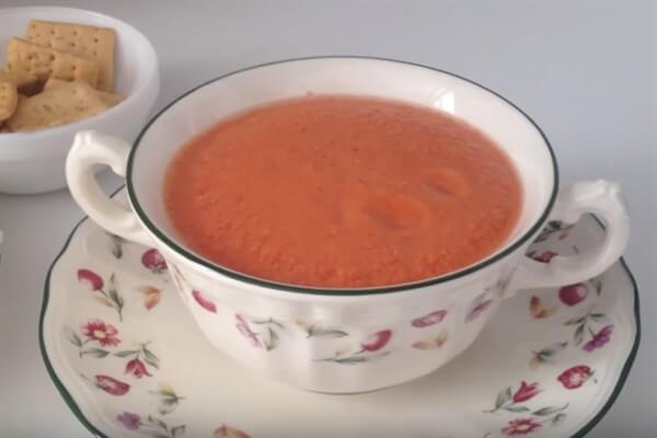 Томатный суп: 9 рецептов приготовления супа с помидорами