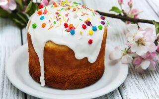 «Царский» пасхальный кулич — самые вкусные рецепты куличей на Пасху