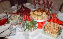 Закуски на Новый Год 2020 – новые наивкуснейшие рецепты для праздничного стола