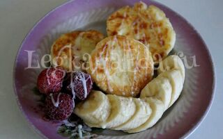 Сырники из творога на сковороде по классическим рецептам