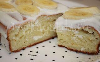 Пирог с творогом на скорую руку в духовке (без дрожжей и без сливочного масла)