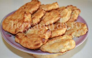 Сырники из творога и овсяной муки, запеченные в духовке (без манки)