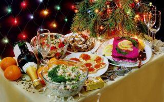 Новогодние салаты 2021: новинки рецептов с подробным описанием