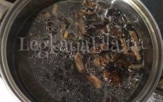Постный суп из чечевицы с грибами и картофелем: как приготовить просто и вкусно?