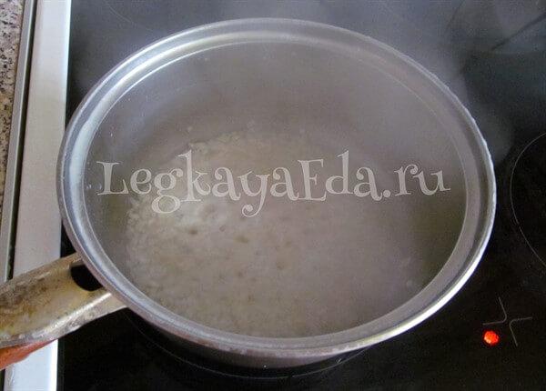 Рисовая каша на молоке: как варить вкусную молочную кашу?