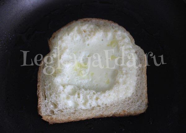 омлет на сковороде с молоком рецепт с фото
