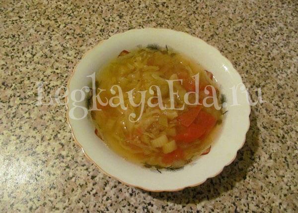 диетические супы рецепты с фото простые и вкусные