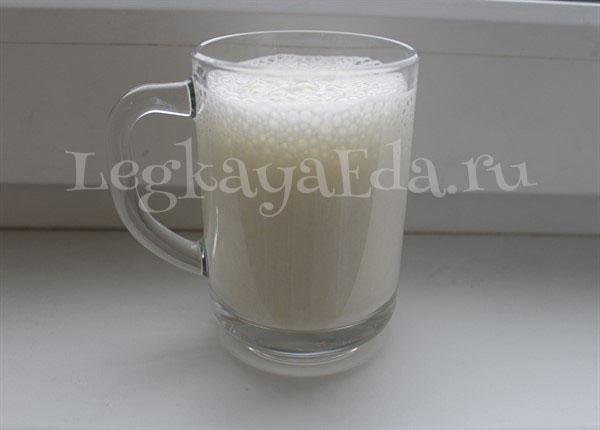 как делать молочный коктейль в домашних условиях