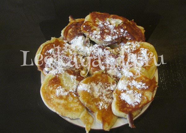 вкусные оладьи на кефире пышные рецепт с фото