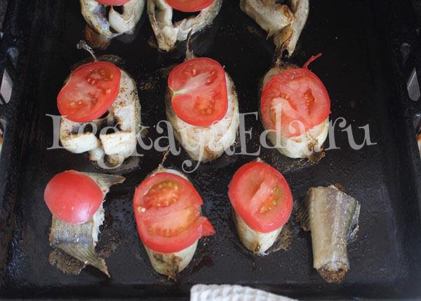 блюда из рыбы рецепты с фото простые и вкусные в духовке