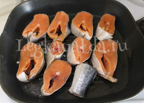 приготовить горбушу вкусно и просто