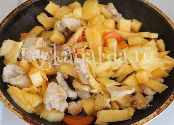 что можно приготовить из тыквы быстро и вкусно рецепты фото